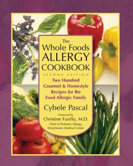 The Whole Foods Allergy Cookbook