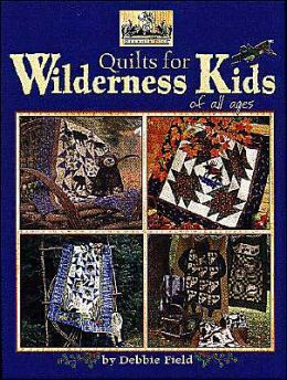 Granola Girls Quilts for Wilderness Kids of All Ages