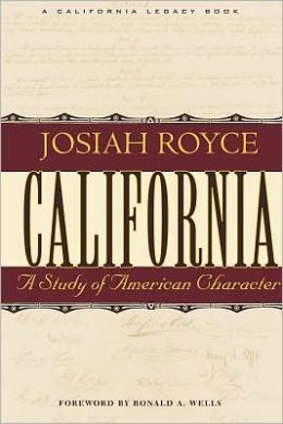 California: A Study of American Character