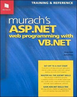 Murach's ASP.NET Web Programming with VB.NET