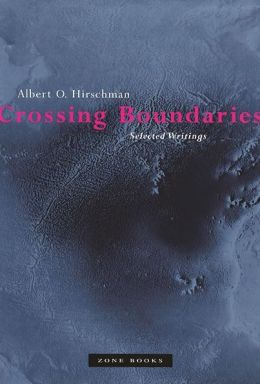 Crossing Boundaries: Selected Writings