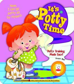 It's Potty Time Girls