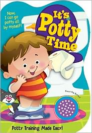 It's Potty Time Boy's