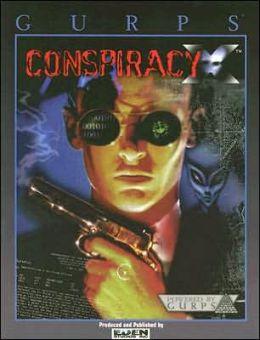 Conspiracy X: GURPS Conspiracy X