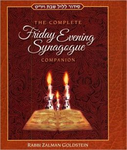 The Friday Night Synagogue Companion