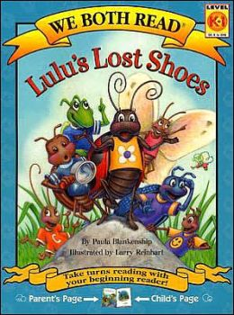 Lulu's Lost Shoes (We Both Read Series)
