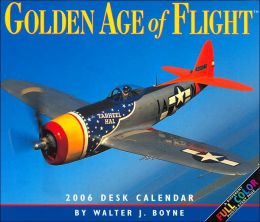 2006 Golden Age of Flight PG Calendar