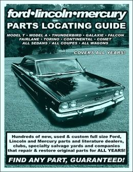 Ford Full Size/Lincoln/Mercury Parts Locating Guide