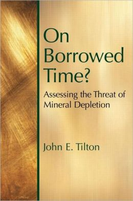 On Borrowed Time?: Assessing the Threat of Mineral Depletion