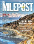 Book Cover Image. Title: The Milepost 2014, Author: Kris Valencia