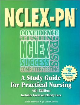 Nclex- Pn: A Study Guide for Practical Nursing