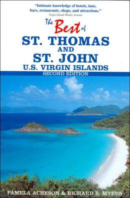 The Best of St. Thomas and St. John, U.S. Virgin Islands