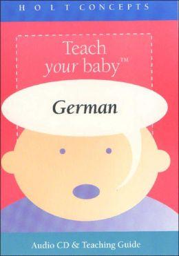 Teach Your Baby: German