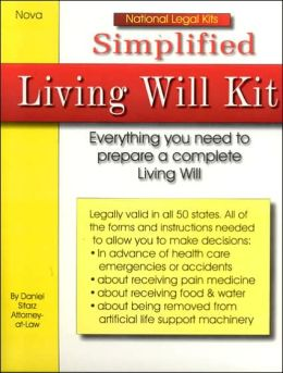 Simplified Living Will Kit