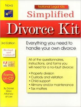 Simplified Divorce Kit, 3rd Edition