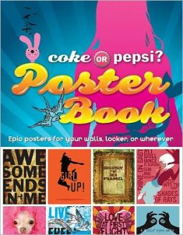 Coke or Pepsi? Poster Book