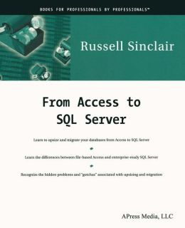 From Access to SQL Server