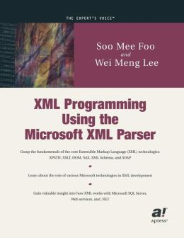 XML Programming Using the Microsoft XML Parser