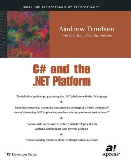 C# and the .NET Platform