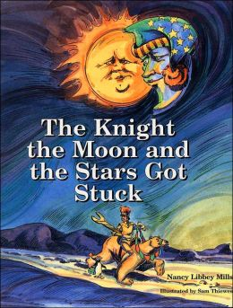 The Knight the Moon and the Stars Got Stuck