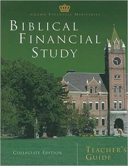 Biblical Financial Study, Collegiate Edition