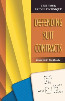 Defending Suit Contracts (Test Your Bridge Technique Series)