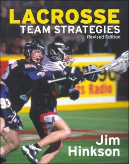 Lacrosse Team Strategies