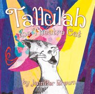 Tallulah the Theatre Cat
