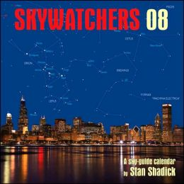 2008 Skywatcher's Wall Calendar