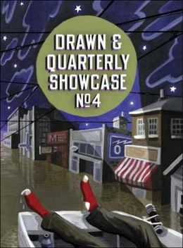 Drawn and Quarterly Showcase: Book Four