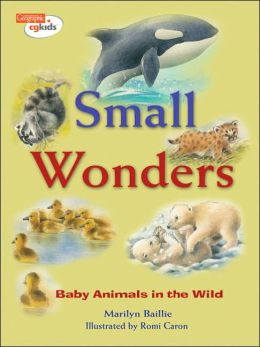 Small Wonders: Baby Animals of the Canadian Wild (Canadian Graphic Kids Series)