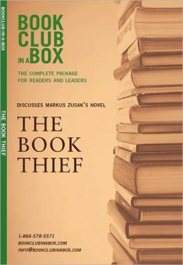 Bookclub-in-a-Box Discusses the Book Thief