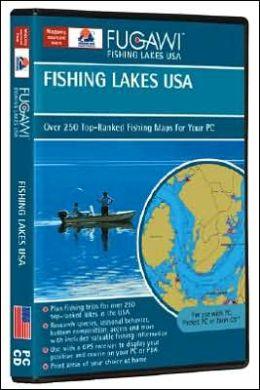 Fugawi Fishing Lakes USA