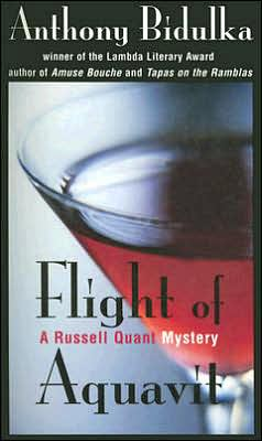 Flight of Aquavit: A Russell Quant Mystery