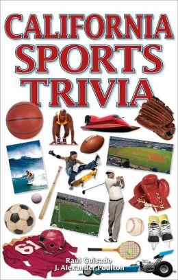 California Sports Trivia