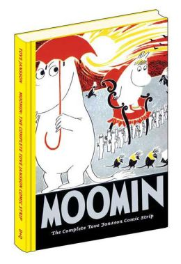 Moomin: The Complete Tove Jansson Comic Strip, Vol 4.