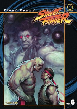 Street Fighter, Volume 6: Final Round