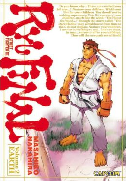 Street Fighter III: Ryu Final: The Manga, Volume 2