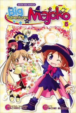The Big Adventures of Majoko, Volume 5