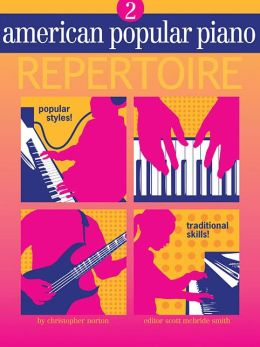 American Popular Piano: Level Two - Repertoire
