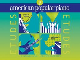American Popular Piano: Preparatory Level - Etudes