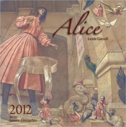 2012 Alice Calendar