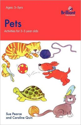 Pets: Activities for 3-5 Year Olds