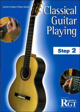 Classical Guitar Playing: Step 2