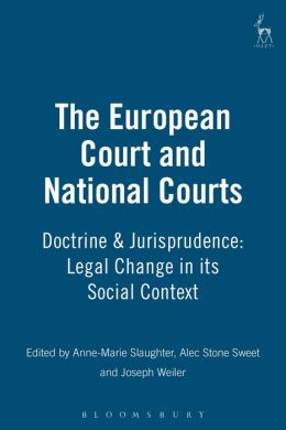 The European Courts And National Courts