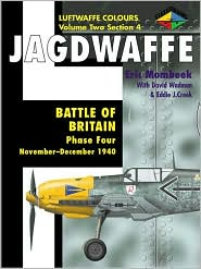 Jagdwaffe Battle of Britain Phase Four November 1940-June1941