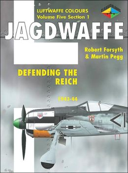 Jagdwaffe - Defending the Reich, 1943-1944
