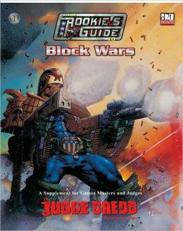 Judge Dredd: The Rookies Guide to Block Wars
