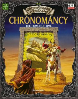 Encyclopaedia Arcane: Chronomancy: The Power of Time
