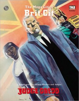 Judge Dredd: The Rookies Guide to Brit Cit
